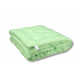 Одеяло Микрофибра-Бамбук 140х205 классическое-всесезонное